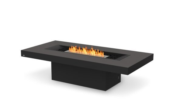 Gin 90 (Chat) Tables extérieure - Ethanol / Graphite by EcoSmart Fire