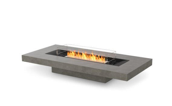Gin 90 (Low) Tables extérieure - Ethanol / Natural / Optional Fire Screen by EcoSmart Fire