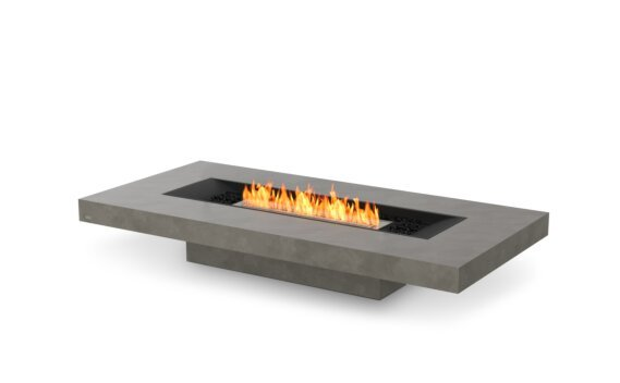 Gin 90 (Low) Tables extérieure - Ethanol / Natural by EcoSmart Fire