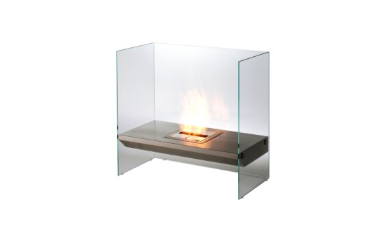 Igloo Cheminées à poser - Ethanol / Stainless Steel by EcoSmart Fire