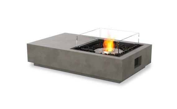 Manhattan 50 Tables extérieure - Ethanol / Natural / Optional Fire Screen by EcoSmart Fire