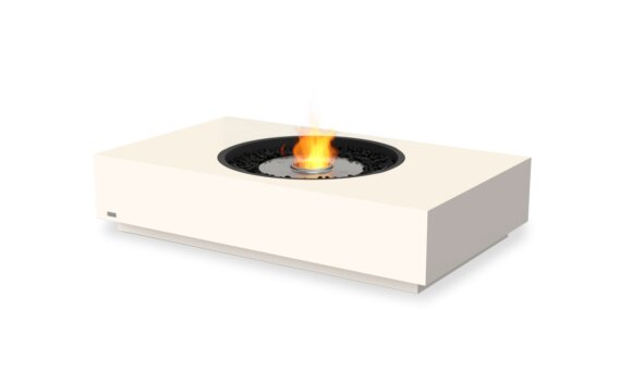 Martini 50 Tables extérieure - Ethanol / Bone by EcoSmart Fire