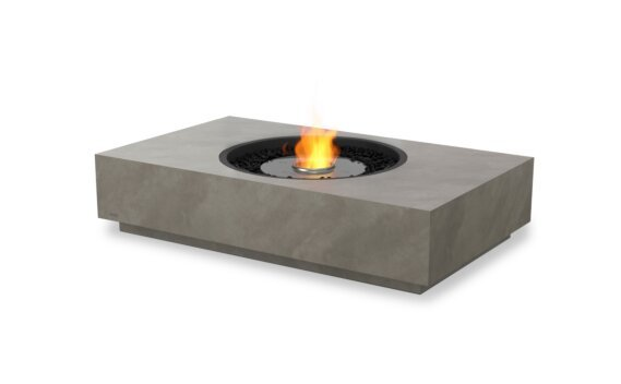Martini 50 Tables extérieure - Ethanol / Natural by EcoSmart Fire