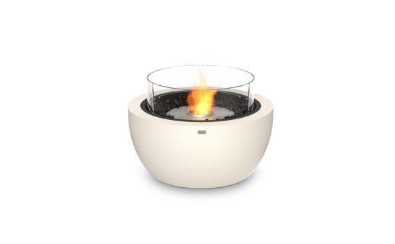 Pod 30 Braseros éthanol - Ethanol / Bone / Optional Fire Screen by EcoSmart Fire