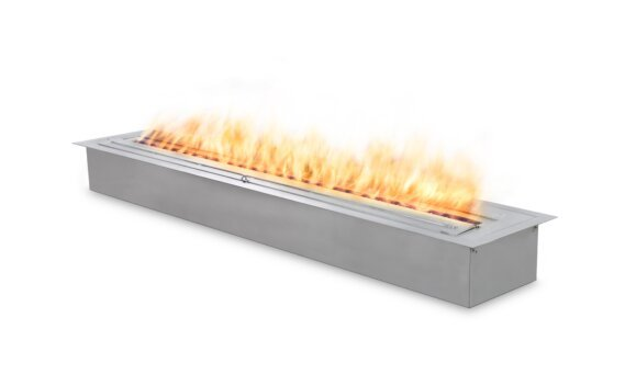 XL1200 Brûleurs éthanol - Ethanol / Stainless Steel / Top Tray Included by EcoSmart Fire
