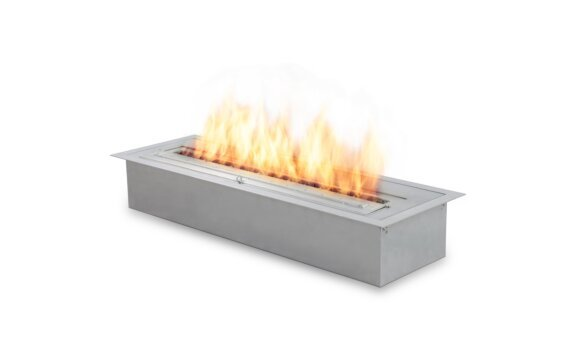 XL700 Brûleurs éthanol - Ethanol / Stainless Steel / Top Tray Included by EcoSmart Fire