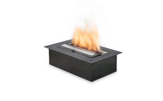 XS340 Brûleurs éthanol - Ethanol / Black / Top Tray Included by EcoSmart Fire