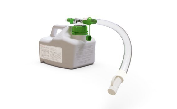 Jerry Can Spout Extension Accessoires Sécurité - Ethanol / Jerry Can and Nozzle not included by EcoSmart Fire