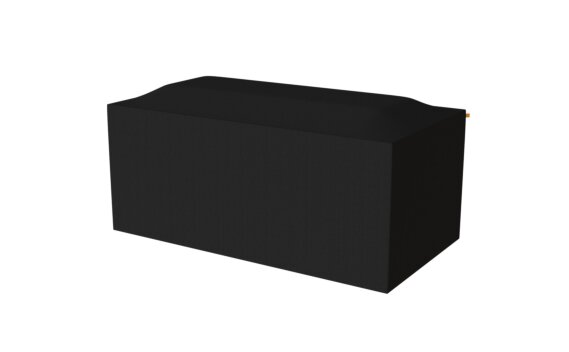 Gin 90 Bar Cover Housses de protection - Black by EcoSmart Fire
