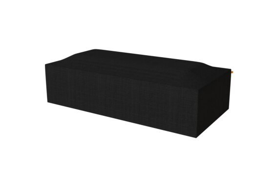 Gin 90 Chat Cover Housses de protection - Black by EcoSmart Fire