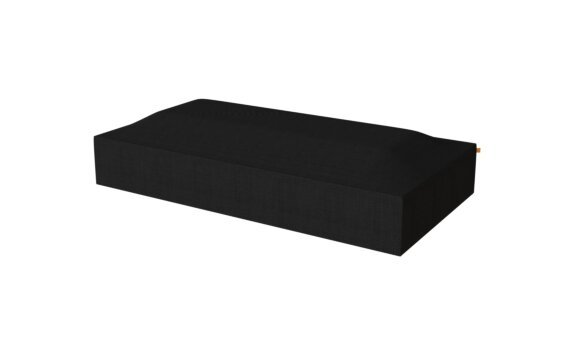 Gin 90 Low Cover Housses de protection - Black by EcoSmart Fire
