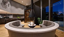 Hamton's Haven Development Favourite Fireplace Brûleurs éthanol Idea