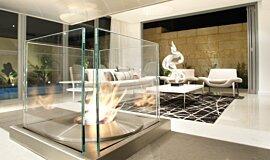 David Reid Display Residential Fireplaces Brûleurs éthanol Idea