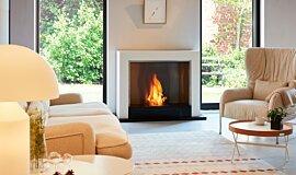 Commercial Space Commercial Fireplaces Cheminées à poser Idea