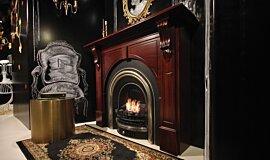 TFC Showroom Commercial Fireplaces Brûleurs éthanol Idea