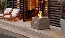 Commercial Space Commercial Fireplaces Braseros éthanol Idea