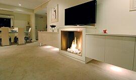 Form Residential Fireplaces Inserts de cheminée Idea