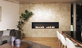 Merkmal Showroom Commercial Fireplaces Brûleurs éthanol Idea