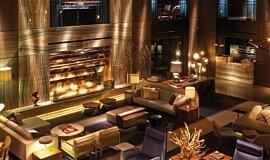 Paramount Hotel Commercial Fireplaces Brûleurs éthanol Idea