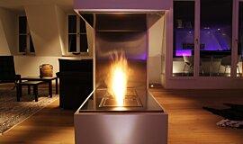 Private Residence Residential Fireplaces Brûleurs éthanol Idea