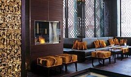 Shochu Bar Commercial Fireplaces Inserts de cheminée Idea