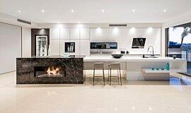 Enigma Interiors Kitchen Interior Designs Brûleurs éthanol Idea