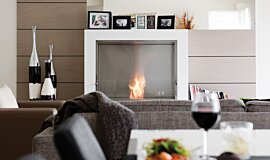 Private Client Archived Fireplaces Cheminées à poser Idea