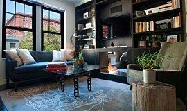 New York Loft Builder Fireplaces Inserts de cheminée Idea