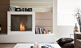 Designer Fireplaces Ideas