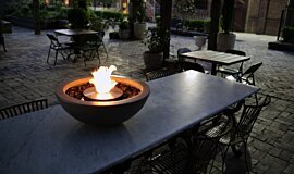 The Grounds Commercial Fireplaces Braseros éthanol Idea