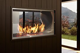 Firebox 1000DB Série Premium - In-Situ Image by EcoSmart Fire