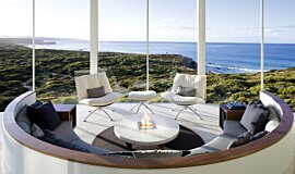 Southern Ocean Lodge Favourite Fireplace Brûleurs éthanol Idea
