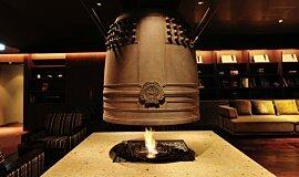 Chikusenso Mt Zao Onsen Resort & Spa Commercial Fireplaces Brûleurs éthanol Idea
