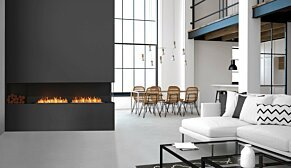Flex 104RC.BXL Série Flex - In-Situ Image by EcoSmart Fire