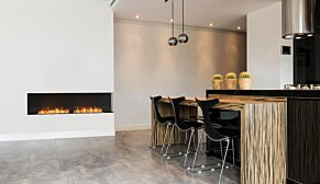 Flex 68RC.BXL Angle droit - In-Situ Image by EcoSmart Fire