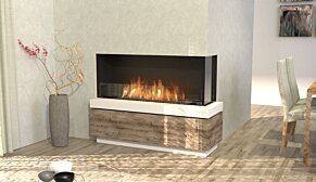 Flex 50RC Série Flex - In-Situ Image by EcoSmart Fire