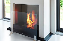 Plasma Fire Screen Pièces & accessoire - In-Situ Image by EcoSmart Fire