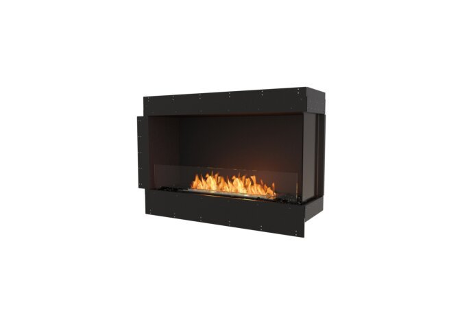 Flex 42RC Angle droit - Ethanol / Black / Uninstalled View by EcoSmart Fire