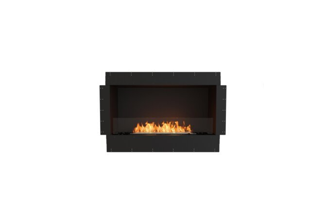 Flex 42SS Simple face - Ethanol / Black / Uninstalled View by EcoSmart Fire
