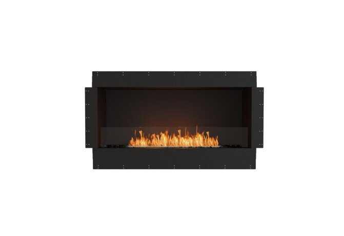 Flex 50SS Simple face - Ethanol / Black / Uninstalled View by EcoSmart Fire