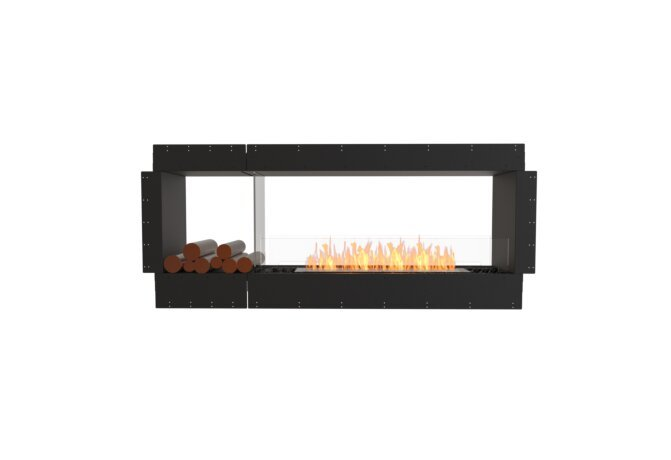Flex 68DB.BX1 Double face - Ethanol / Black / Uninstalled View by EcoSmart Fire