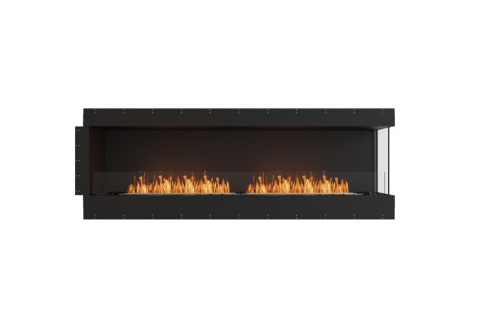 Flex 86RC Angle droit - Ethanol / Black / Uninstalled View by EcoSmart Fire
