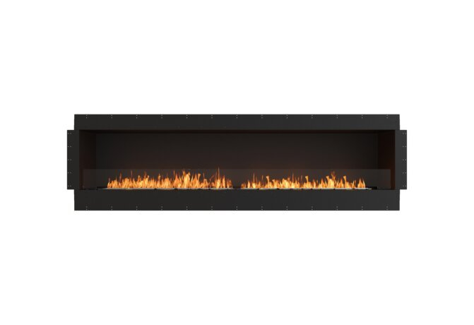 Flex 104SS Simple face - Ethanol / Black / Uninstalled View by EcoSmart Fire