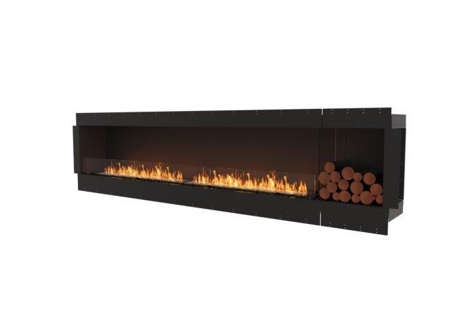 Flex 122SS.BXR Simple face - Ethanol / Black / Uninstalled View by EcoSmart Fire