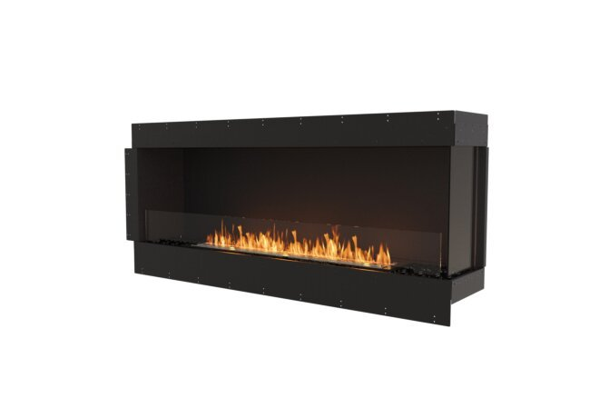 Flex 68RC Angle droit - Ethanol / Black / Uninstalled View by EcoSmart Fire
