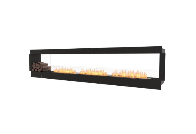Flex 140DB.BX1 Double face - Ethanol / Black / Uninstalled View by EcoSmart Fire