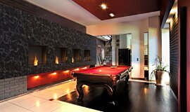 Billiard Room Idea