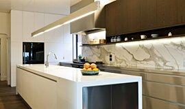 Celebrity Chef's Kitchen  Kitchen Interior Designs Inserts de cheminée Idea