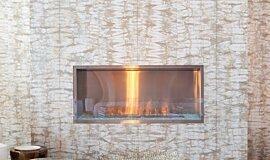 W Residence Commercial Fireplaces Inserts de cheminée Idea