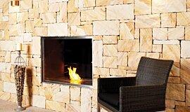 EcoOutdoor Commercial Fireplaces Inserts de cheminée Idea